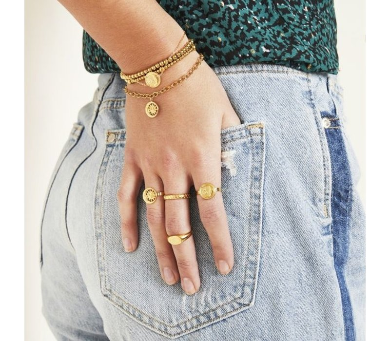 SUNNY VIBES RING