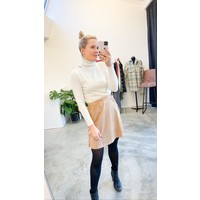 ALMA SUEDE SKIRT