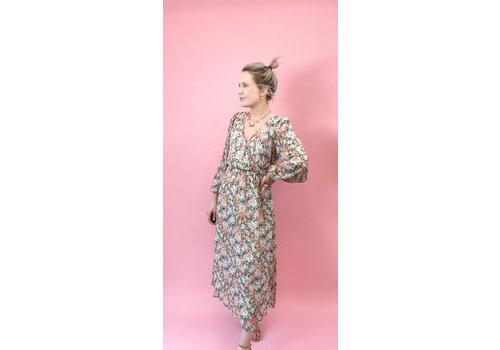 YONI FLOWER DRESS