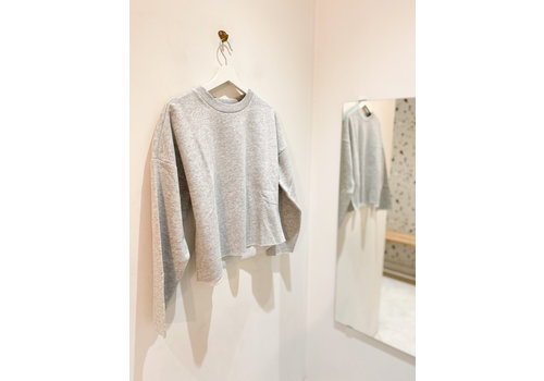 CATHRIN SWEATER GREY