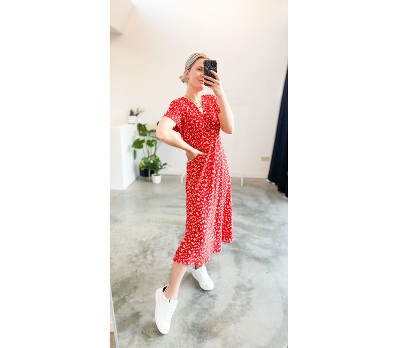ARYA FLOWER DRESS