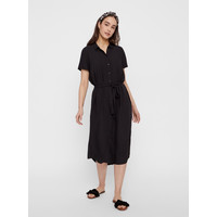 CECILIE DRESS BLACK