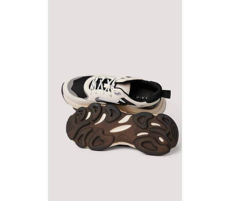 CHUNKY CONTRAST SNEAKERS