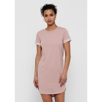 IVY SHIRT DRESS - ROSE