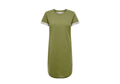 JDY IVY SHIRT DRESS - OLIVE