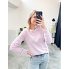 Pieces LIOLA SWEATER - ORCHID