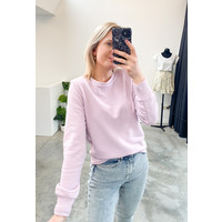 LIOLA SWEATER - ORCHID