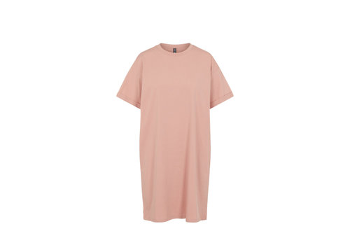 Pieces RIA SHIRT DRESS - MISTY ROSE