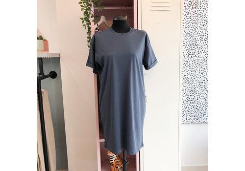 Pieces RIA SHIRT DRESS - OMBRE BLUE