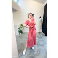MARRAKECH DRESS ROSE
