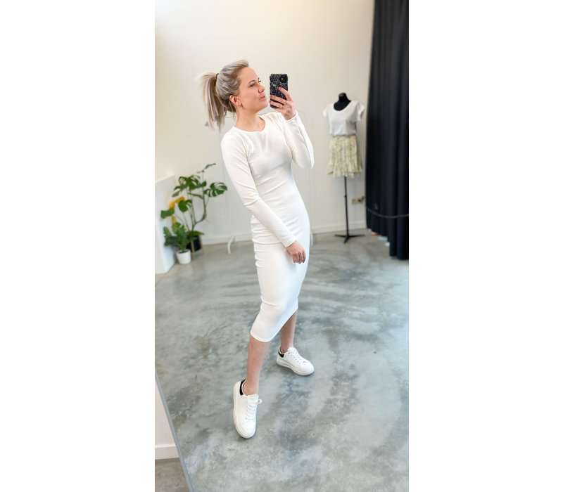 ELS WHITE DRESS