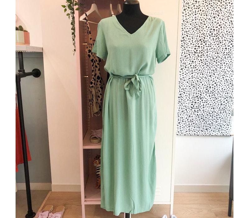 MARRAKECH DRESS - MALACHITE GREEN
