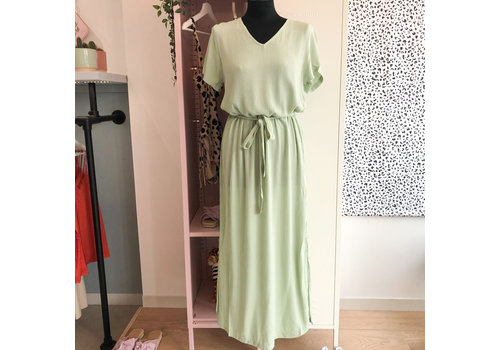 ICHI MARRAKECH DRESS GREEN