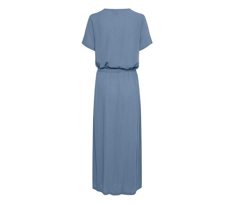 MARRAKECH DRESS - CORONET BLUE