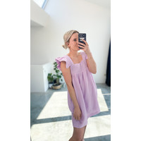LILA TETRA DRESS