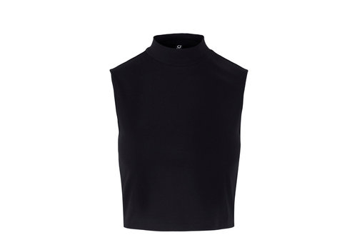 BUKKA CROP TOP - BLACK