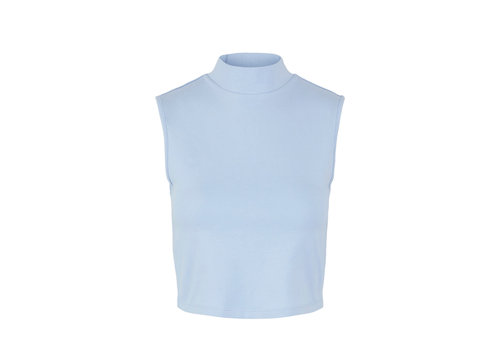 BUKKA CROP TOP -  KENTUCKY BLUE