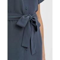CECILIE DRESS OMBRE BLUE
