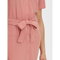 CECILIE DRESS CANYON ROSE