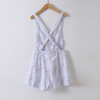 LOVELY PRINTED PLAYSUIT