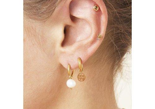 WAVE EARRINGS GOLD