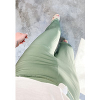 JIPP PANTS - SOFT GREEN