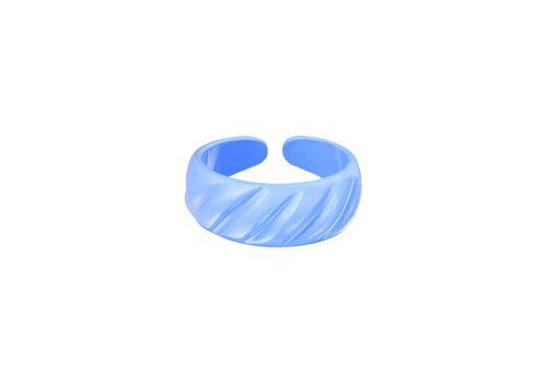 CANDY BLUE RING - TU