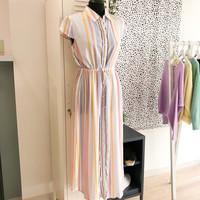 HANNIE STRIPE DRESS
