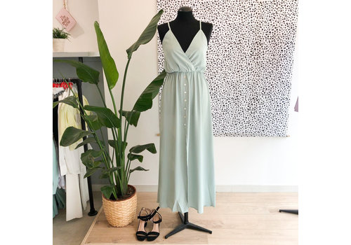 GREEN ESMEE DRESS