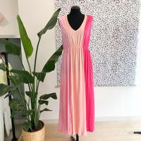 PINKISH COLORFUL DRESS