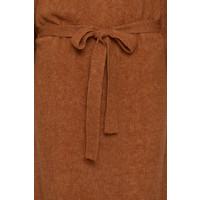 JORDAN DRESS - BOMBAY BROWN