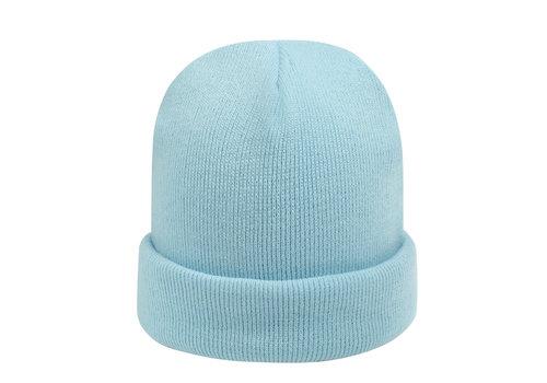 FLO BEANIE - SOFT BLUE