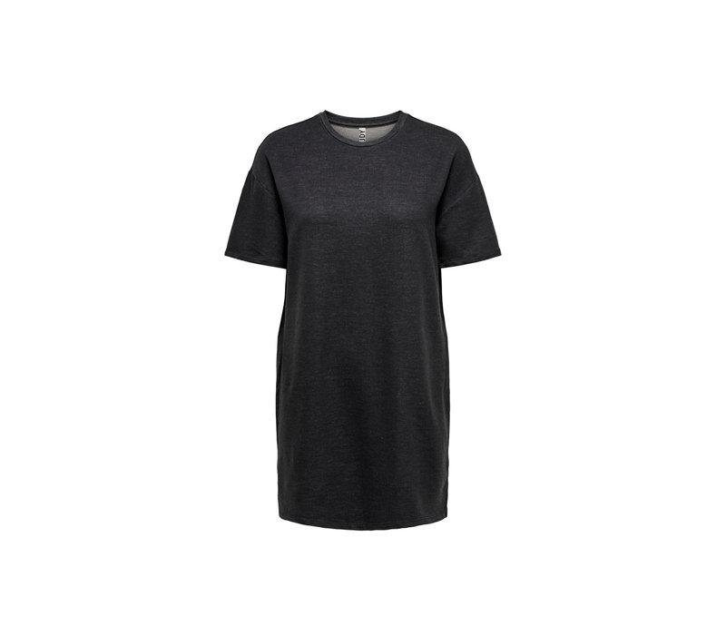 GLORIA DRESS - BLACK