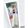 MUSTHAVE BASIC WHITE BLOUSE