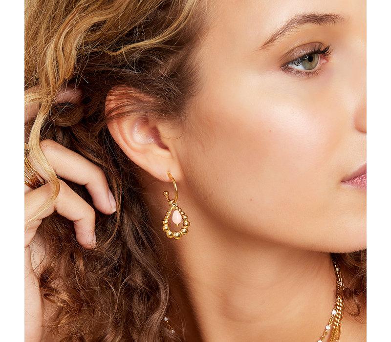 LINNE EARRINGS - GOLD
