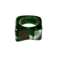 POLY RING - GREEN