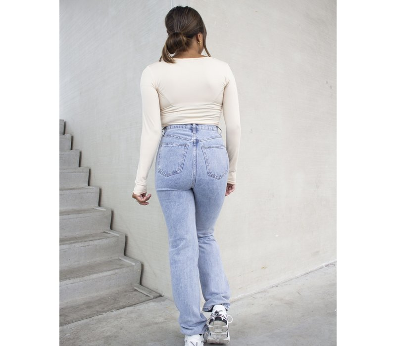 HEARTED DENIM
