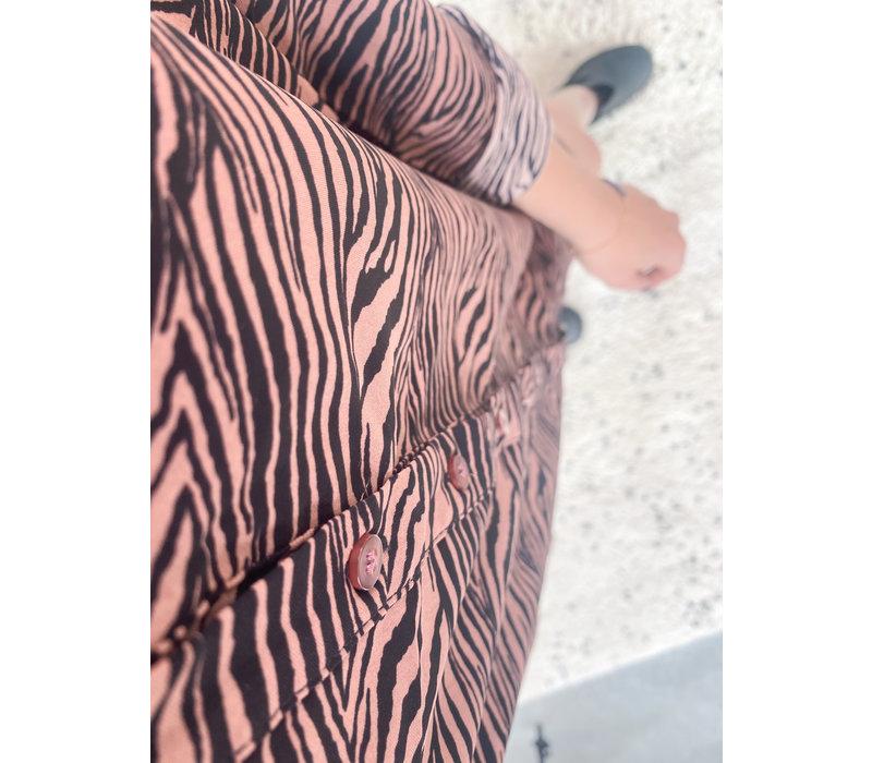 ZEBRA DRESS - ROEST