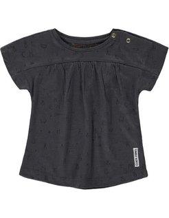 Bushie Girls Grey Shirt
