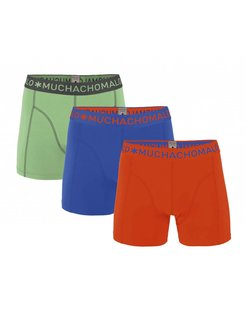 3-pack boys boxers 1010jsolid229