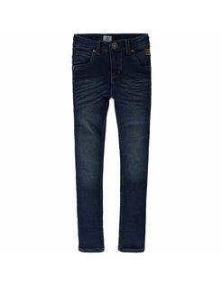 TND-FRANC MID Jeans X-slim Denim dark used
