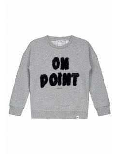 On Point Sweater Grijs