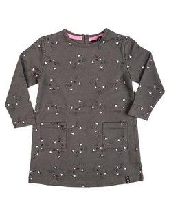 Beebielove Sweat dress GRN