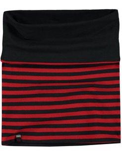 LEA 2 Diva Red Stripe SCARF