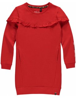LEONIE Diva Red Dress