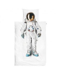 Astronaut Dekbedovertrek wit