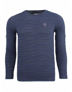 Long T-shirt Navy