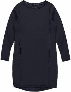 AACHJE2 Night Blue Dress