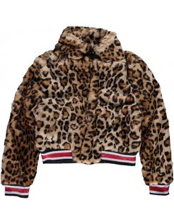 ANNELIE Leopard Jacket