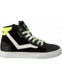 MAR Sneakers Black White